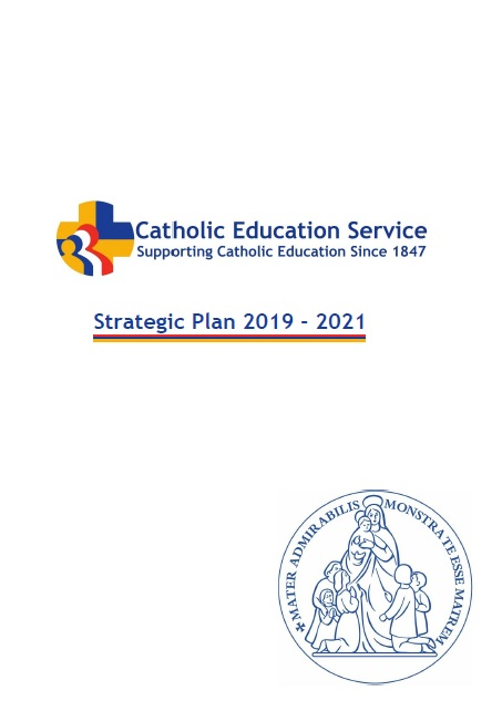 Strategic Plan 2019 2021 Cover