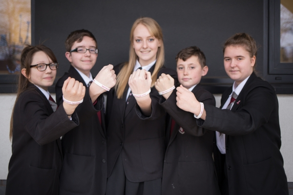Saint Paul's Pupils Pledge their Support for a Safer Internet